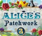 Alice's Patchwork 2 játék