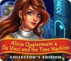 Alicia Quatermain 4: Da Vinci and the Time Machine Collector's Edition játék