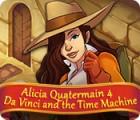Alicia Quatermain 4: Da Vinci and the Time Machine játék
