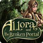 Allora and The Broken Portal játék