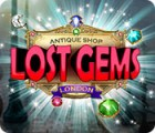 Antique Shop: Lost Gems London játék