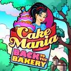Cake Mania: Back to the Bakery játék