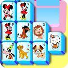 Cartoon Mahjong - Rajzfilm mahjongg  - Mahjong játékok - a népszerű madzsong játék szerelmeseinek