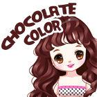 Chocolate Color játék
