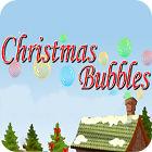Karácsonyi buborék leszedős