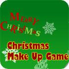 Ünnepi sminkelés karácsonyra - Christmas MakeUp - Karácsonyi és télapós ingyen online játékok