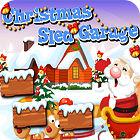 Christmas Sledge Garage játék