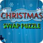 Karácsonyi cserélgetős puzzle