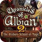 Chronicles of Albian 2: The Wizbury School of Magic játék