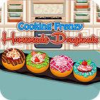 Cooking Frenzy: Homemade Donuts játék