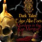 Dark Tales: Edgar Allan Poe`s Murders in the Rue Morgue Collector`s Edition játék