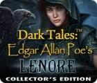 Dark Tales: Edgar Allan Poe's Lenore Collector's Edition játék