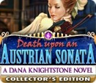 Death Upon an Austrian Sonata: A Dana Knightstone Novel Collector's Edition játék