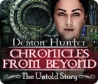 Demon Hunter: Chronicles from Beyond - The Untold Story játék