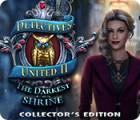Detectives United II: The Darkest Shrine Collector's Edition játék