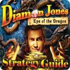 Diamon Jones: Eye of the Dragon Strategy Guide játék