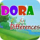 Dora Six Differences játék