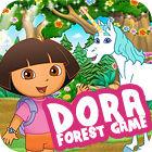 Dóra a felfedező - Kísértet erdő - ingyen játékok gyerekeknek
