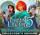 Elven Legend 5: The Fateful Tournament Collector's Edition játék