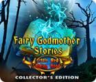 Fairy Godmother Stories: Little Red Riding Hood Collector's Edition játék