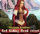 Fairytale Griddlers: Red Riding Hood Secret játék