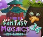 Fantasy Mosaics 34: Zen Garden játék
