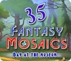 Fantasy Mosaics 35: Day at the Museum játék