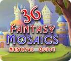 Fantasy Mosaics 36: Medieval Quest játék
