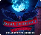 Fatal Evidence: The Cursed Island Collector's Edition játék