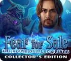 Fear for Sale: The House on Black River Collector's Edition játék