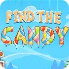 Find The Candy: Winter játék