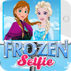 Frozen Selfie Make Up játék