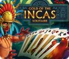 Gold of the Incas Solitaire játék