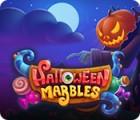 Halloween Marbles játék