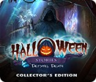 Halloween Stories: Defying Death Collector's Edition játék