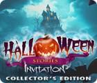 Halloween Stories: Invitation Collector's Edition játék