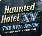 Haunted Hotel XV: The Evil Inside Collector's Edition játék