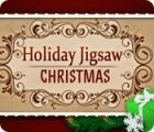 Holiday Jigsaw Christmas játék