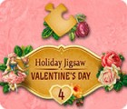 Holiday Jigsaw Valentine's Day 4 játék