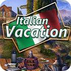 Italian Vacation játék