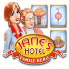 Jane's Hotel: Family Hero játék