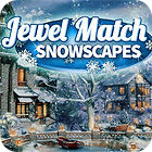 Jewel Match: Snowscapes játék