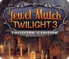 Jewel Match Twilight 3 Collector's Edition játék