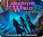 Labyrinths of the World: Lost Island Collector's Edition játék