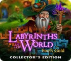 Labyrinths of the World: Fool's Gold Collector's Edition játék