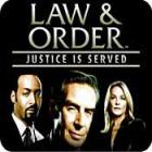 Law & Order: Justice is Served játék