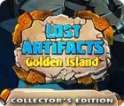 Lost Artifacts: Golden Island Collector's Edition játék