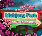 Mahjong Fest: Sakura Garden játék