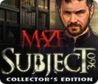 Maze: Subject 360 Collector's Edition játék