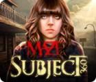 Maze: Subject 360 játék